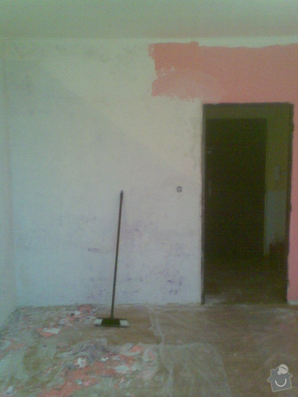 Oprava bytu 3+1 po nájemnících: Obraz112
