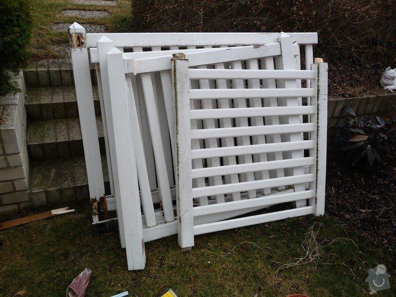 Rekonstrukce balkónu - výroba nového zábradlí: P1050909