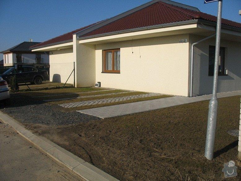 Výroba dřevěného plotu: 039