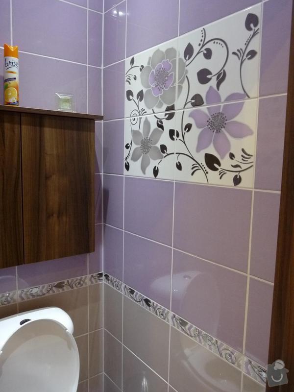 Rekonstrukce koupelny, WC: P1050502