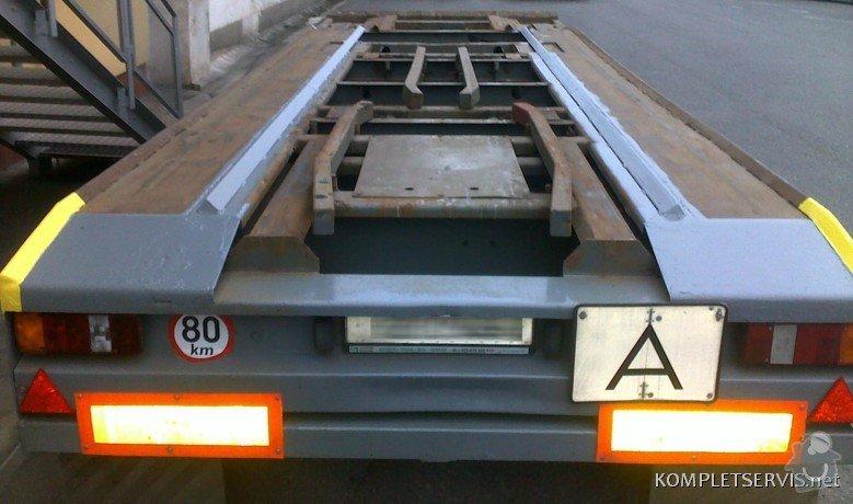 Opravy kontejnerů a vozidel: 28072011900