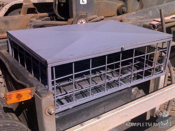 Opravy kontejnerů a vozidel: 07052011471