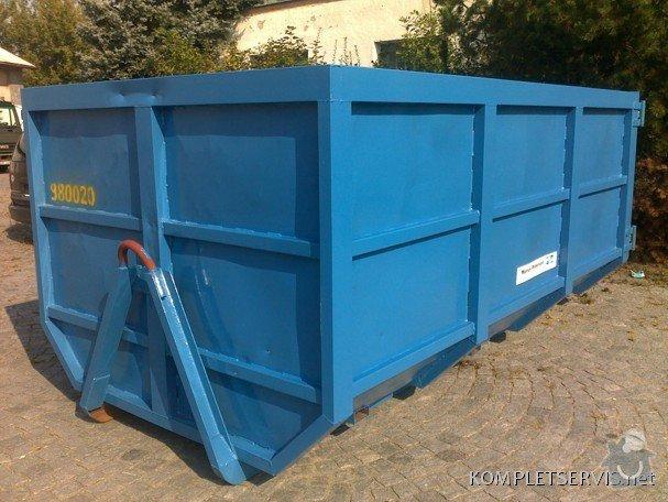 Opravy kontejnerů a vozidel: 27092011883