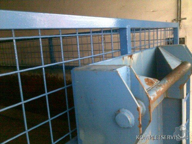 Opravy kontejnerů a vozidel: 28072011693