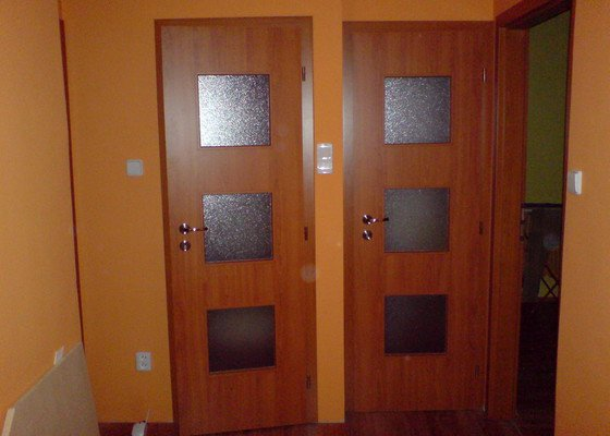 Rekonstrukce koupelny,WC,GO elektroinstalace