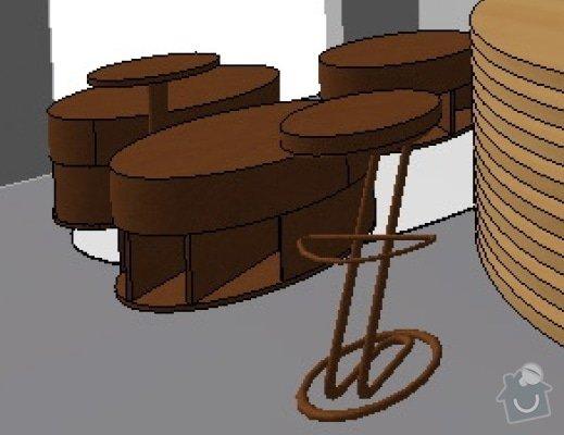 Šatní skříňky a botníky: botnik_vizualizace