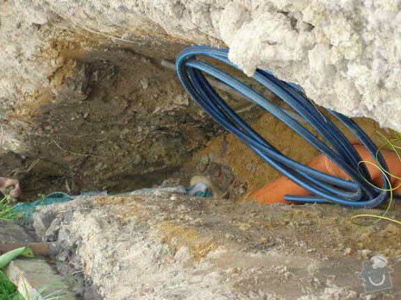 Přípojka kanalizace pro rodiný dum: PICT0008