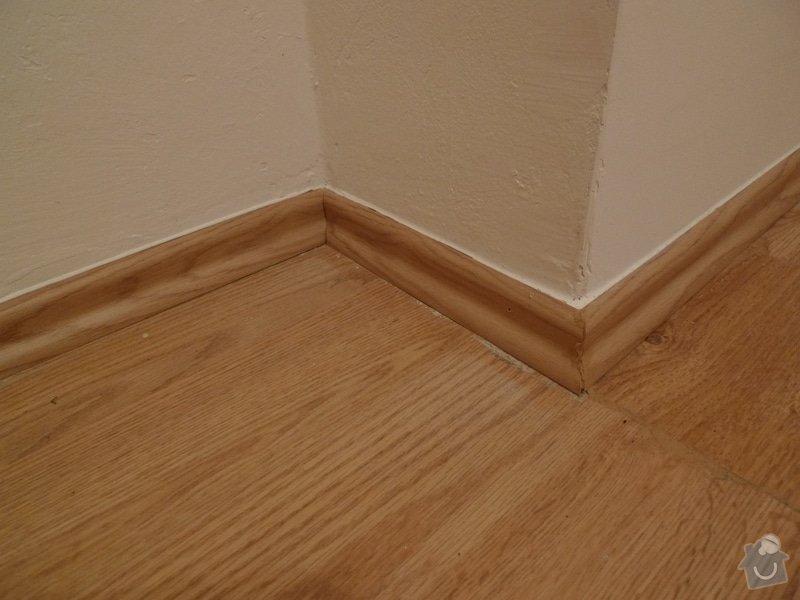 Výměna podlahových lišt / 45m: P1000677