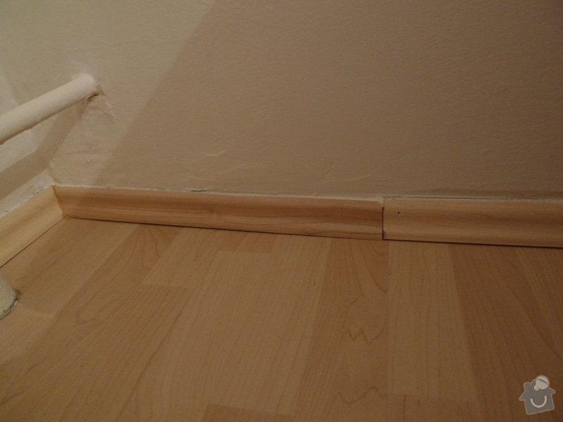 Výměna podlahových lišt / 45m: P1000678