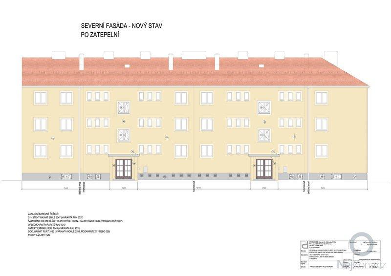 Zateplení fasády cihelného domu: F_1.5a_SLOUC