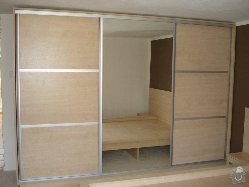 Výroba kuchyně na míru,ložnice-výroba skříní a postelí na míru: DSC06774