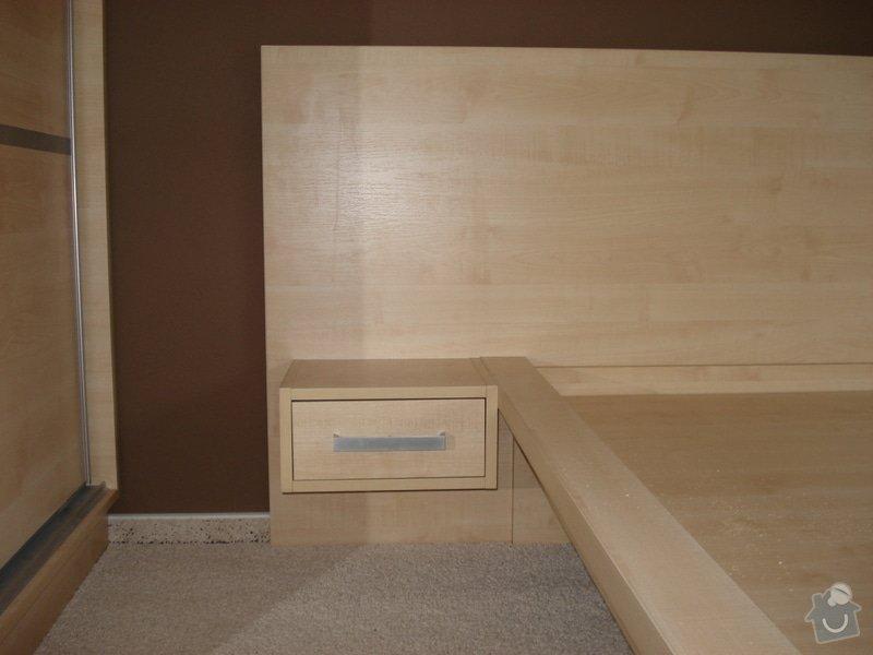 Výroba kuchyně na míru,ložnice-výroba skříní a postelí na míru: DSC06777