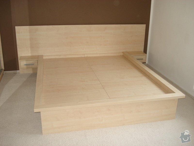 Výroba kuchyně na míru,ložnice-výroba skříní a postelí na míru: DSC06775