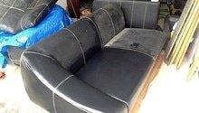 Čištění a impregnace kožené sedačky a křesel