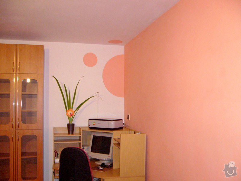 Malířské práce v interiéru: P1020002