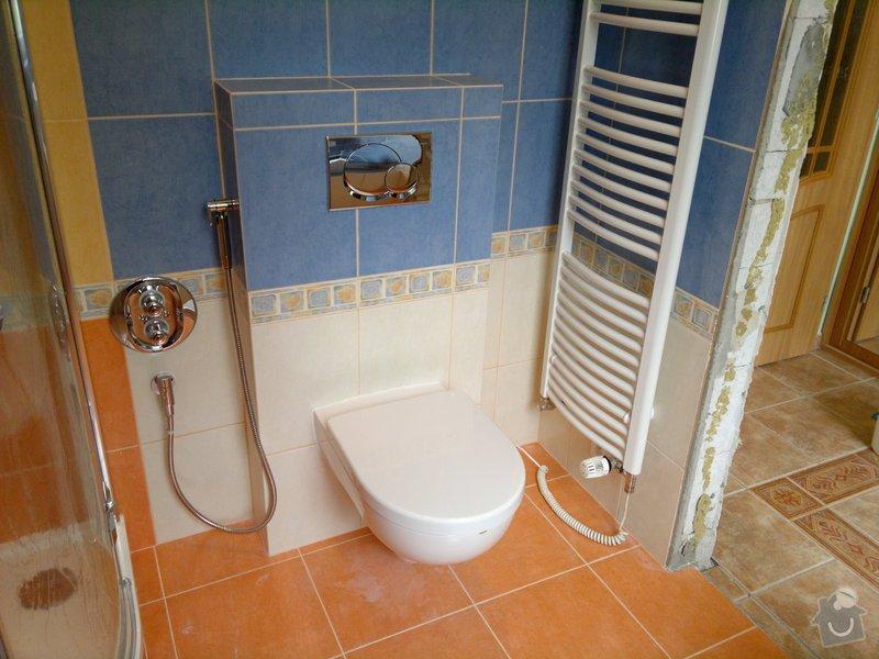 Rekonstrukce koupelny v RD: 21062011406