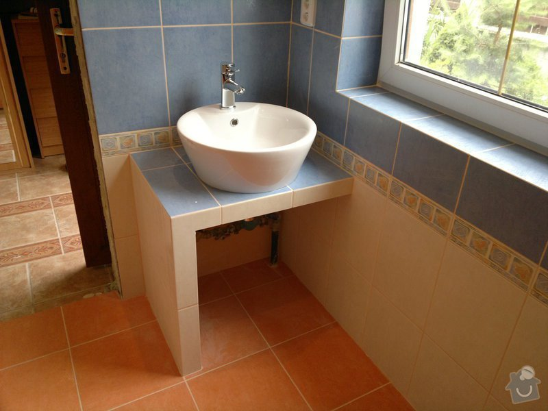Rekonstrukce koupelny v RD: 21062011403