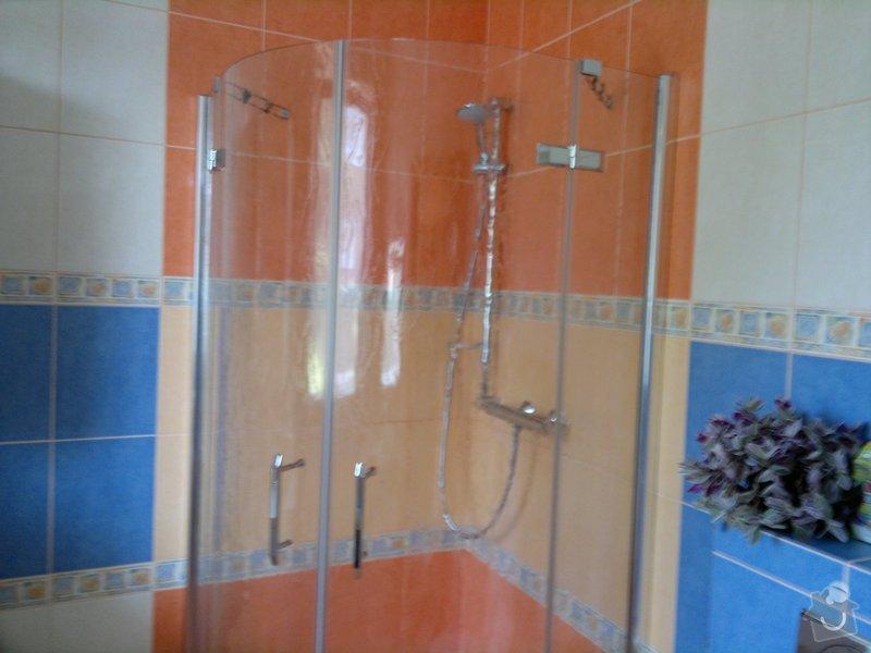 Rekonstrukce koupelny v RD: 13072011445