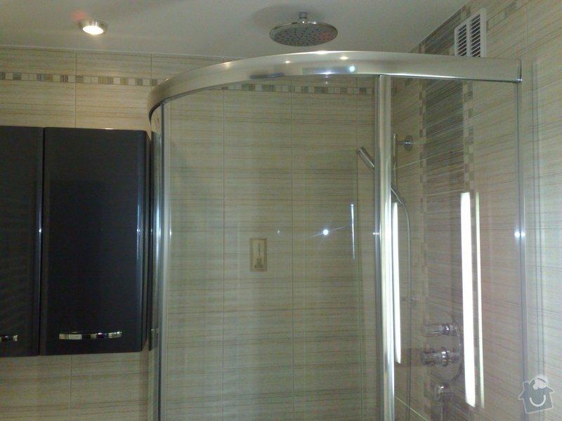 Rekonstrukce koupelny,WC: 01092009476
