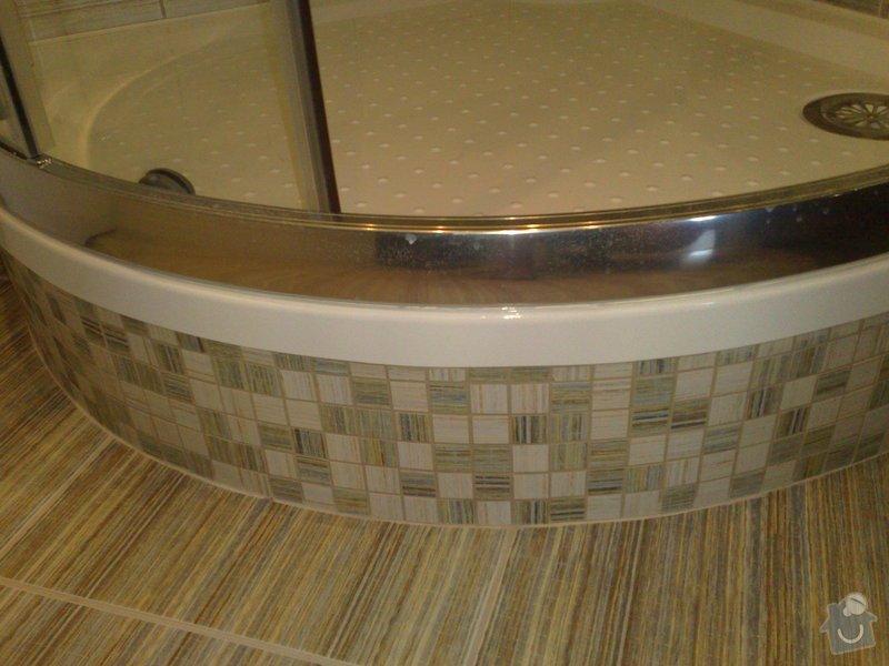 Rekonstrukce koupelny,WC: 01092009483