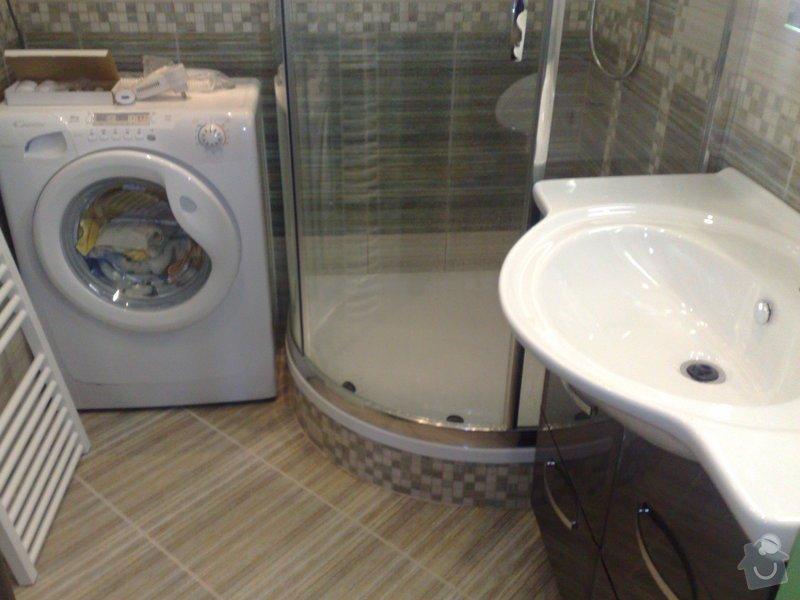 Rekonstrukce koupelny,WC: 31082009471