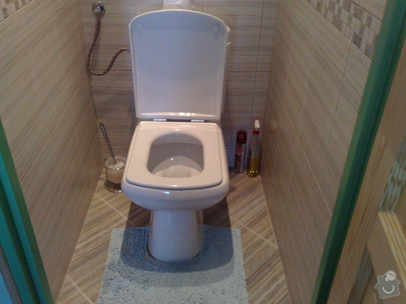 Rekonstrukce koupelny,WC: 31082009465