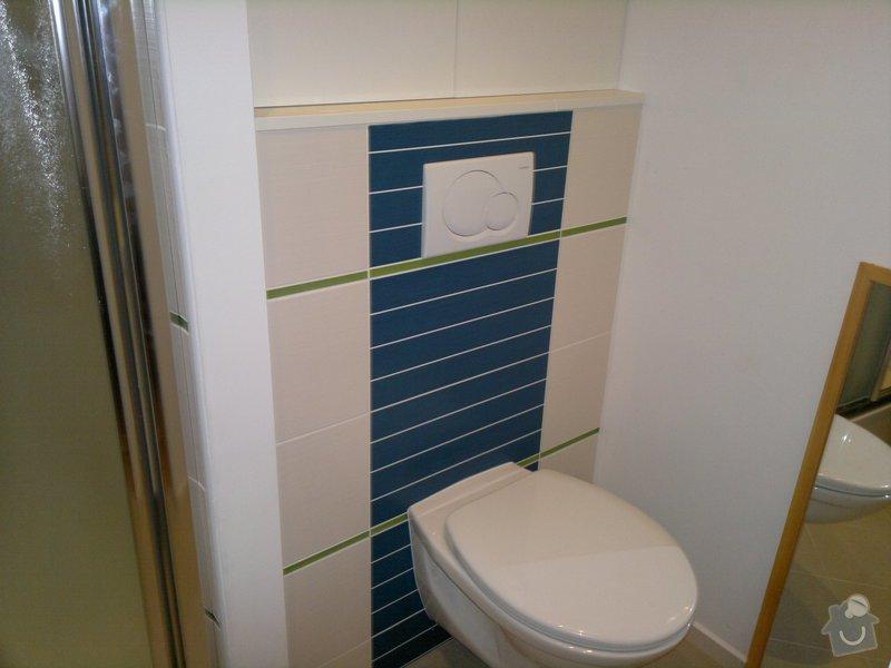 Rekonstrukce koupelny, WC: 23052011326