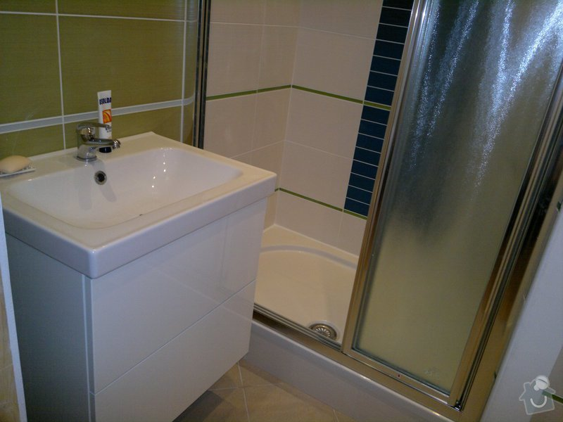 Rekonstrukce koupelny, WC: 23052011327