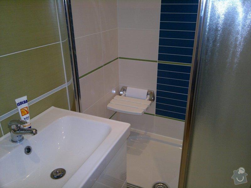 Rekonstrukce koupelny, WC: 23052011334