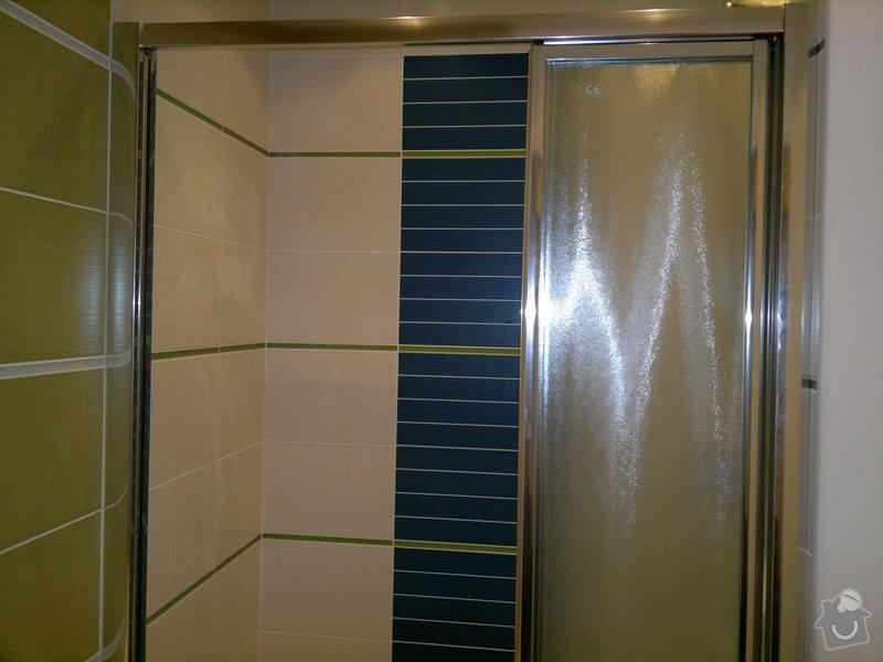 Rekonstrukce koupelny, WC: 23052011329