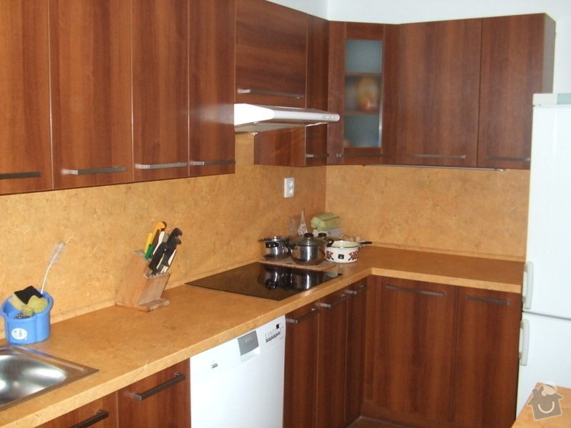 Kuchyňská linka na míru: DSCF2850