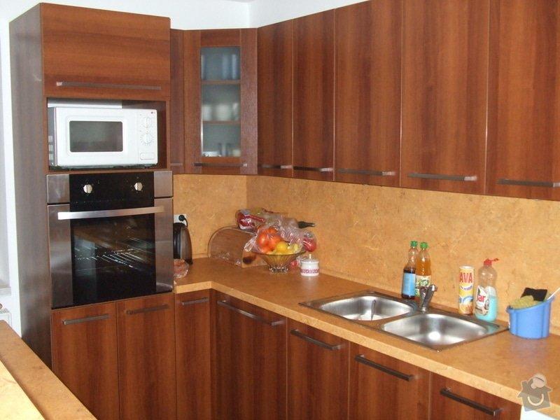 Kuchyňská linka na míru: DSCF2852