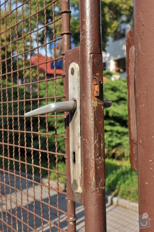 Výměna zámku v brance: DSC_0001
