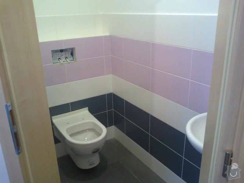Betonování garáže, velkoformátová dlažba, obklad koupelny: Fotografie0065