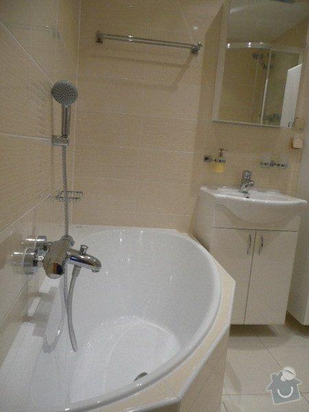 Kompletní rekonstrukce bytového jádra: 129-01-LBC-Hroznova