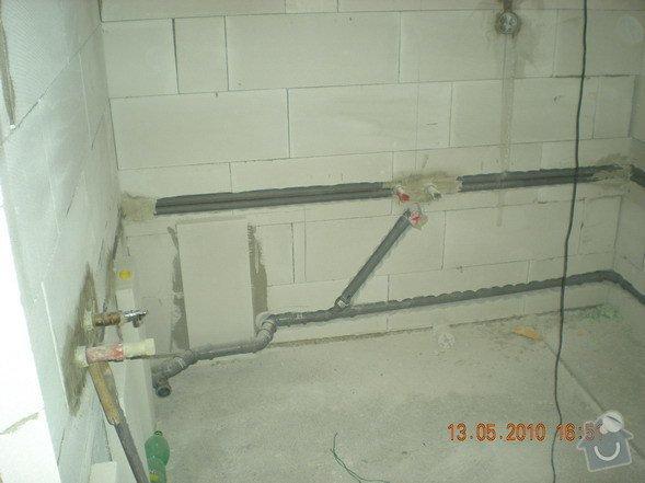 Kompletní rekonstrukce bytového jádra: 129-03