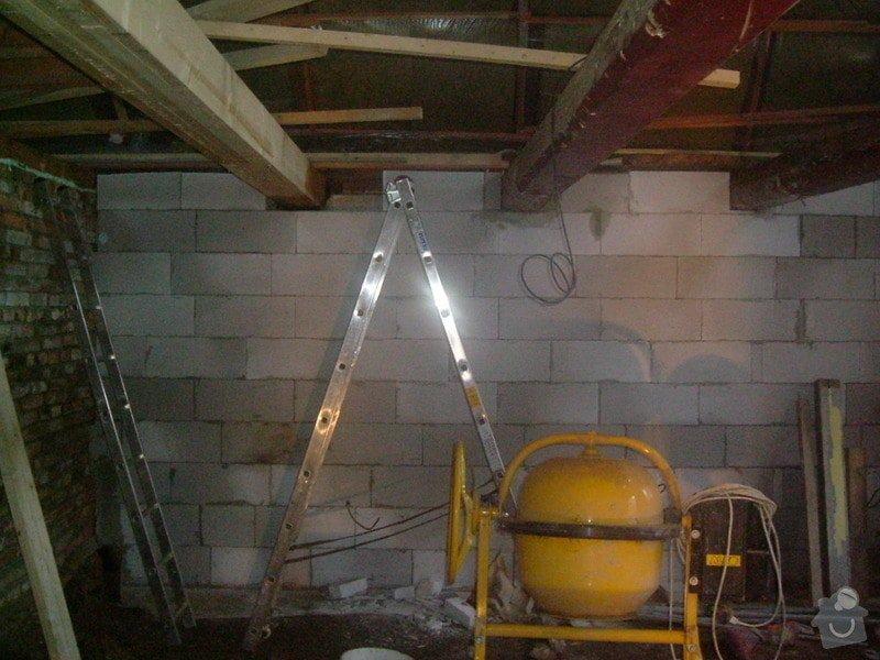 Kompletní rekonstrukce rodinného domku : 6