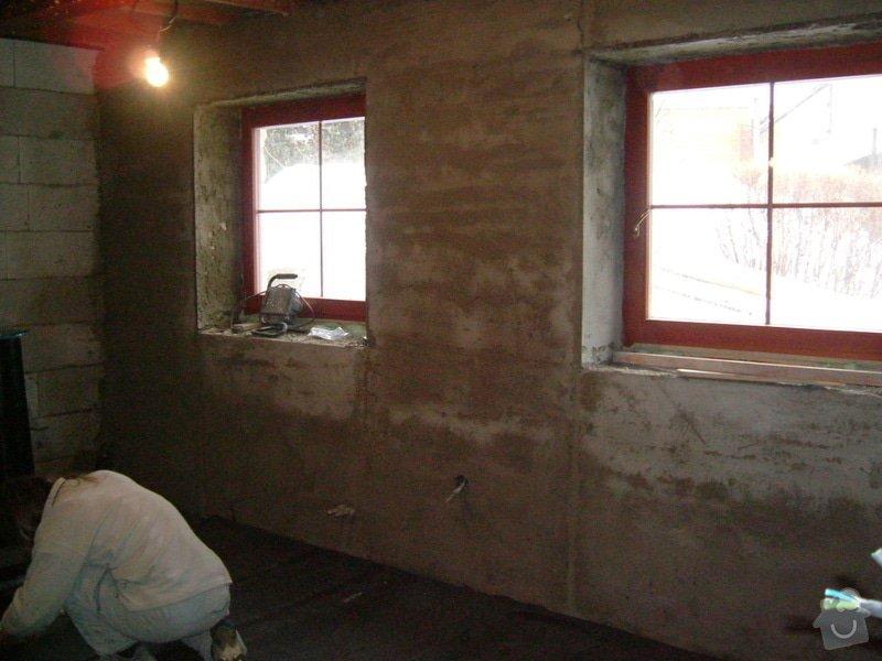 Kompletní rekonstrukce rodinného domku : 9