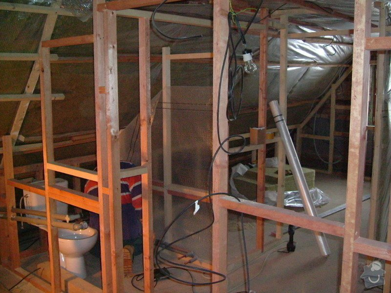 Kompletní rekonstrukce rodinného domku : 11