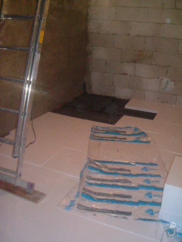 Kompletní rekonstrukce rodinného domku : 12