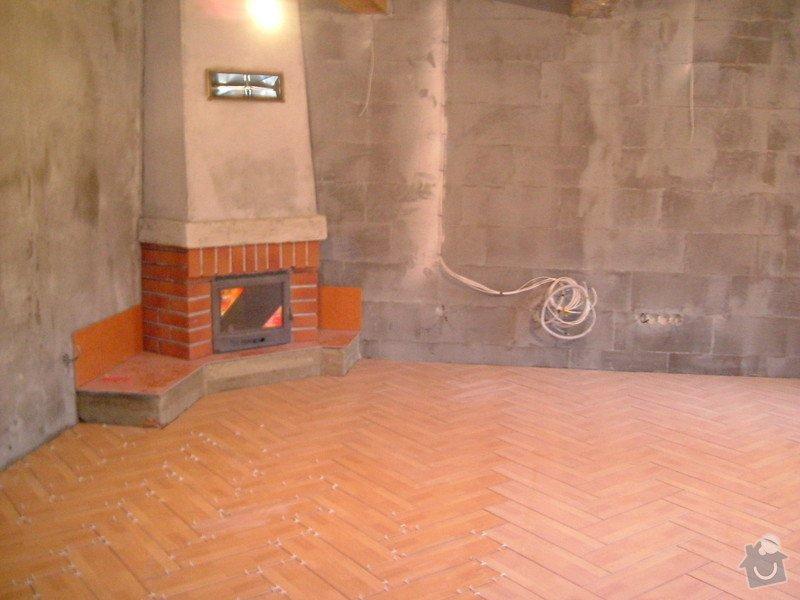 Kompletní rekonstrukce rodinného domku : 14