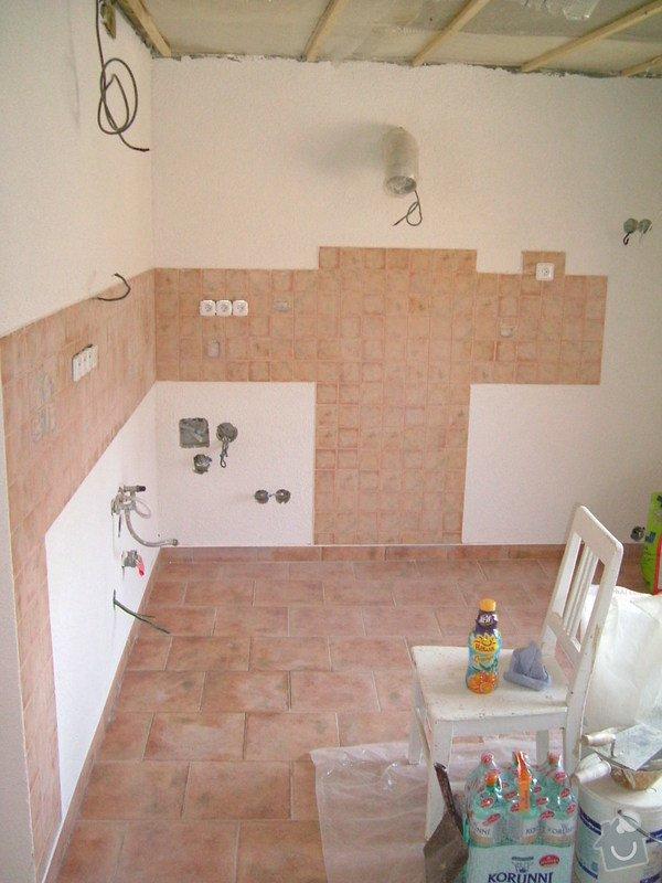 Kompletní rekonstrukce rodinného domku : 18