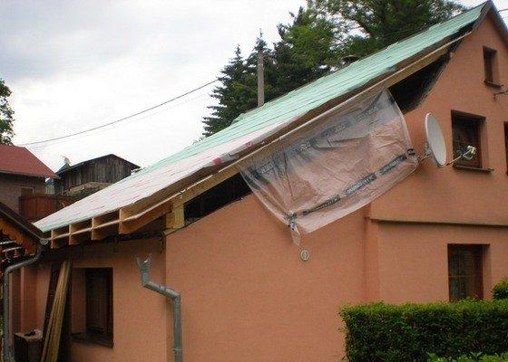 Kompletní rekonstrukce rodinného domku