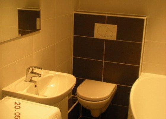 Kompletní rekonstrukce koupelny a kuchyně