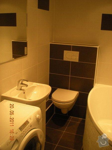 Kompletní rekonstrukce koupelny a kuchyně: 140-01-LBC-Ostravska