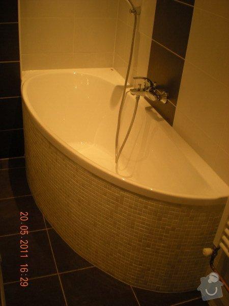 Kompletní rekonstrukce koupelny a kuchyně: 140-02