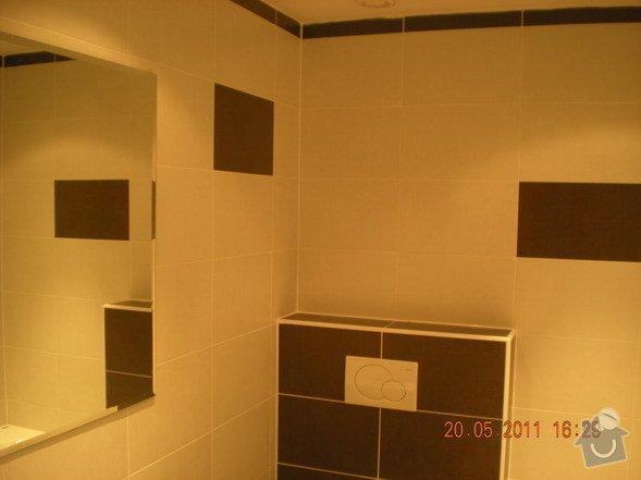 Kompletní rekonstrukce koupelny a kuchyně: 140-04