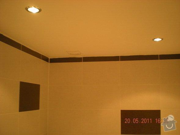 Kompletní rekonstrukce koupelny a kuchyně: 140-06