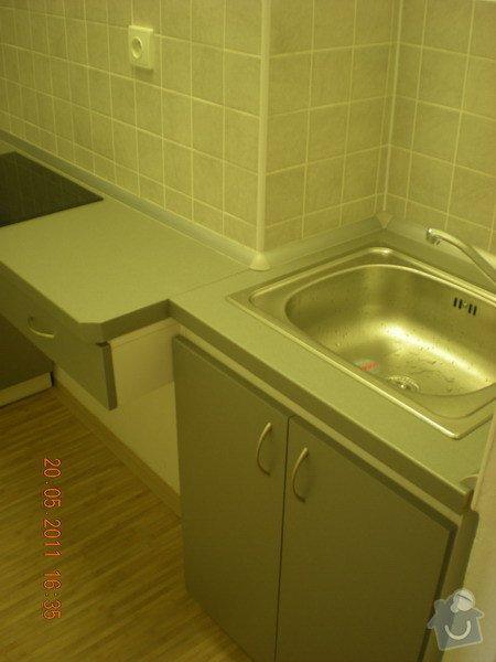 Kompletní rekonstrukce koupelny a kuchyně: 140-12