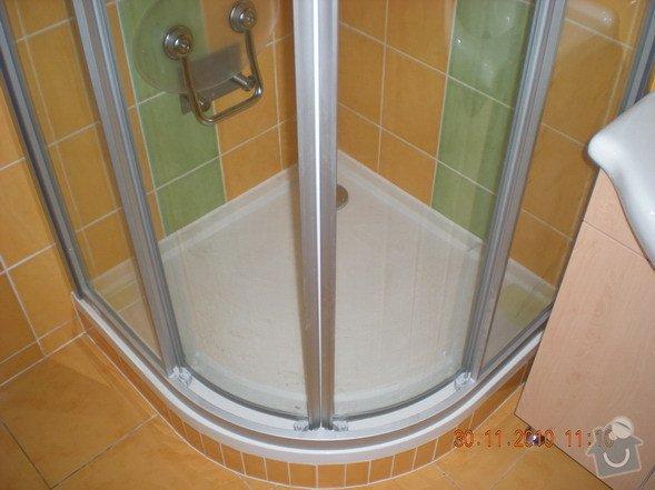 Kompletní rekonstrukce koupelny,realizace topení,rozvody TUV,SUV,HT-systém: 136-03